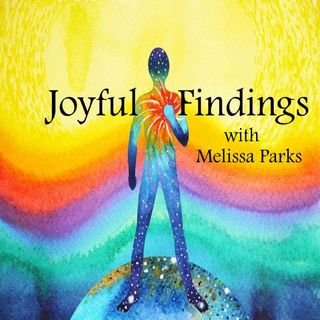 Joyful Findings Show ~ Special Guest Laura Romeiro ~ 24June2020