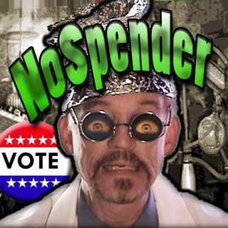 """Doctor I. M. Paranoid """"NoSpender 2020"""""""