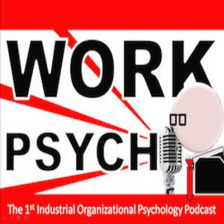 Work Psych Yr 3 Ep 3 - Diagnose Bad Perf