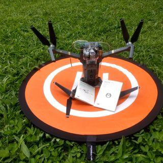 Previsões para setor de drones entre 2019 e 2025