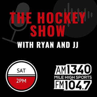 January 9: Cory Crawford retires, John Reidy on Fantasy Hockey & betting, Luke Hocking to preview Avs season, Mascots