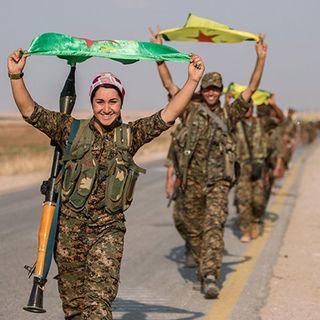 Oltre il Bosforo - Il Rojava guarda avanti