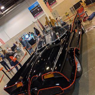 Fandemic Tour 2019 - Batmobile '66