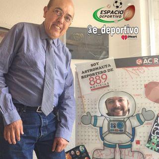 Viernes con el Apaga Cohetones y el Baby Face de los Deportes en  Espacio Deportivo de la Tarde 26 de Abril 2019