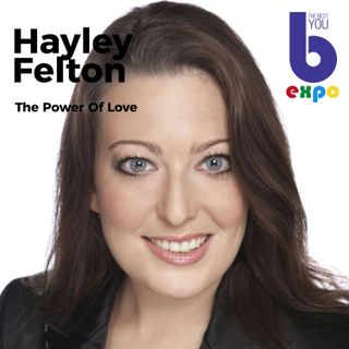 Hayley Felton at The Best You EXPO