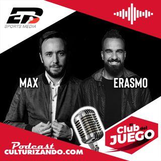 Tráiler • El club del juego, con Erasmo Provenza y Max Cordaro