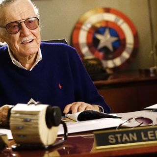 Ep 42: Special Edition: A Tribute To Stan Lee