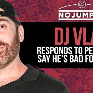DJ Vlad Culture Vulturing and Black Robinhood