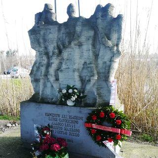 28 marzo 1944. Eccidio della Macchinina
