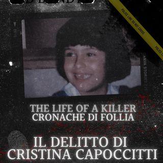 Cristina Capoccitti, il delitto di Balsorano