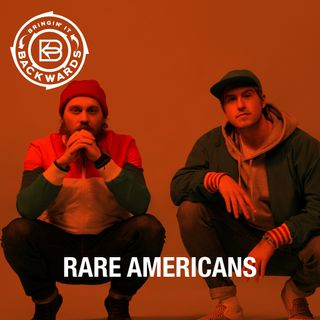Interview with Rare Americans (James Returns!)