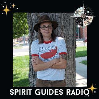 Episode 55: Letting In the Divine: A Channeled Message with Andye Murphy, The Rock n Roll Shaman