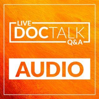 Live DocTalk Q&A