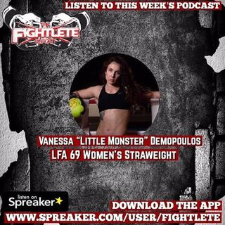"LFA69 Vanessa ""Little Monster"" Demopolous Interview"