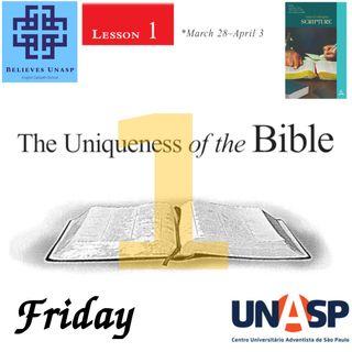 607-Sabbath School - Apr.3 Friday
