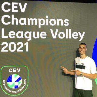 Giannelli commenta il sorteggio di Champions League in Lussemburgo