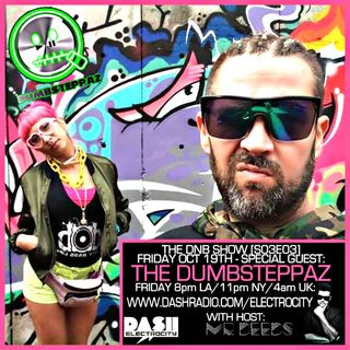 the DNB show S03E03 (guest mix Dumbsteppaz)