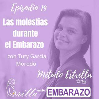 Episodio 19 - Las molestias físicas en el embarazo