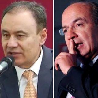 Calderón responde a Durazo