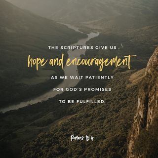 Episode 82: Romans 15:4 (March 23, 2018)
