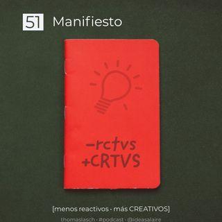 51 Manifiesto