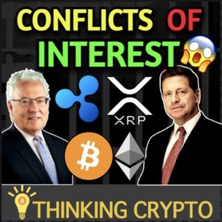 Ripple XRP & Jay Clayton & William Hinman Conflicts of Interest - Mark Zuckerberg Facebook Bitcoin