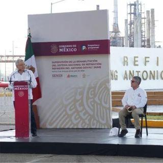 Reconoce López Obrador que en México el Covid-19, pego más que en otros países