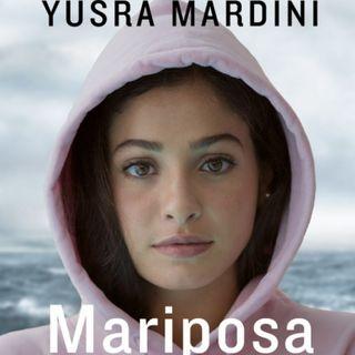 """Expedición Rosique #68: """"Mariposa"""". Yusra Mardini, de refugiada siria a nadadora olímpica."""