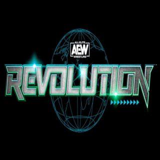 Episodio 25 - The Wrestling World, The Podcast: AEW Revolution