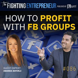 How To Get Clients And Sales From Creating Highly Engaged Facebook Groups Feat. Amanda Bayerle