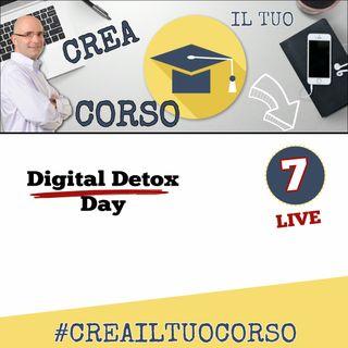 #LIVE07: Digital Detox Day