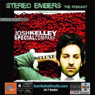 Stereo Embers The Podcast: Josh Kelley