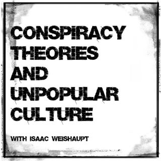 UFOs, Lucifer, & the occult religion of alien gods with Isaac Weishaupt on Mysterious Outpost