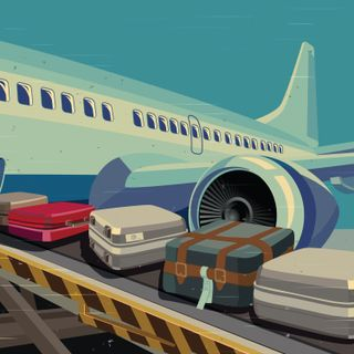 Ep. 12: This week I learned why you should celebrate airline baggage fees, and more