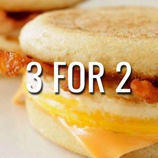3 For 2 - Morning Manna #4142