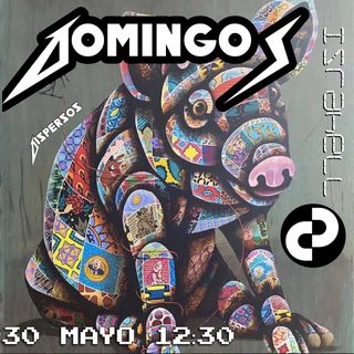 ISRAHELL SHOW Domingo Disperso 30052021