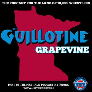 GG02: Minnesota's J Robinson and Brandon Eggum preview the upcoming wrestling season