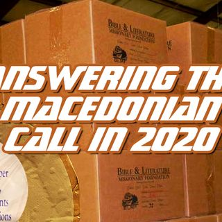 NTEB RADIO BIBLE STUDY: Yes, The Hour Is Late, But We Are Still Called To 'Preach The Word' And Fulfill The Macedonian Call