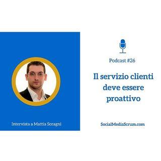 #26 Intervista a Mattia Soragni