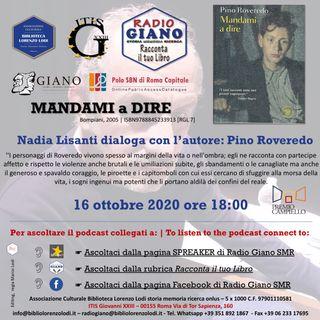 L'ACBLL presenta :  Nadia Lisanti dialoga con Pino Roveredo | Mandami a dire