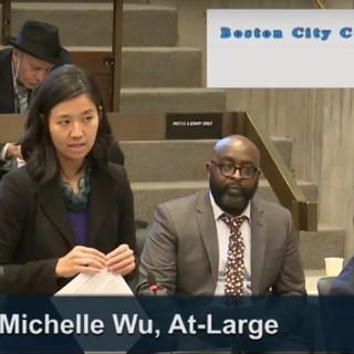 Boston City Councilor Michelle Wu Talks Traffic, Parking