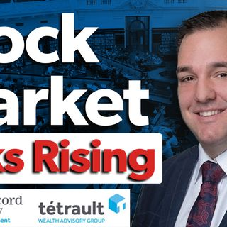Stock Market Risks Rising: Rob Tetrault (BNN Video)