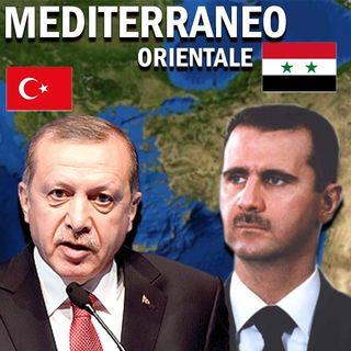 Cosa sta succedendo nel Mediterraneo Orientale