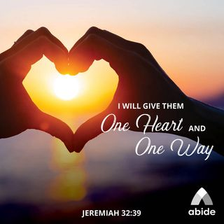 One Heart, One Way
