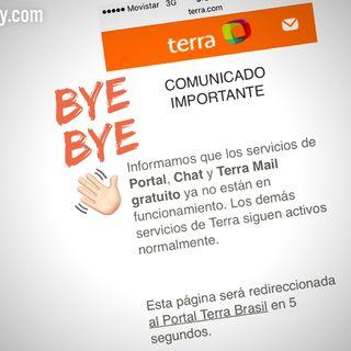 Bye bye Terra