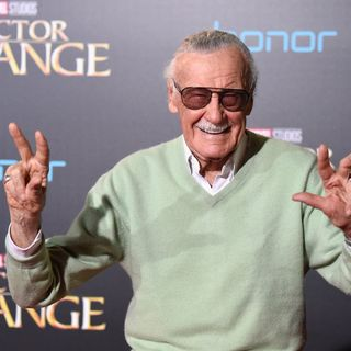 Episode 57 (Rebroadcast) - In Honor of Veterans Including Stan Lee