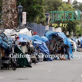 Jon Fitch knows nothing: California's forgotten people