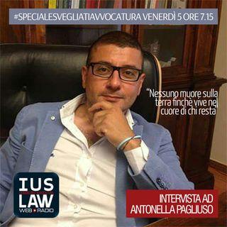 Speciale -  Intervista ad Antonella Pagliuso di Andrea Pontecorvo