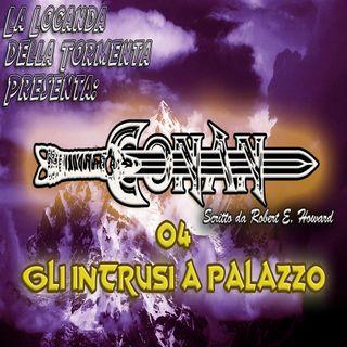 Audiolibro Conan 04- Gli intrusi a palazzo
