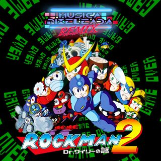 Mega Man 2 (Rockman 2: Dr Wily no Nazo) (NES)